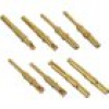MH Connectors MHDM-STM Stiftkontakt AWG min.: 28 AWG max.: 20 Messing