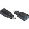 Club3D USB 3.0 Adapter [1x USB-C™ Stecker - 1x USB 3.0 Buchse A] CAA-1521