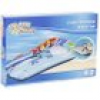 Splash & Fun Kindermatratze Beach Fun mit Sichtfenster 110 x 60cm 77803271