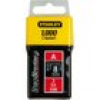 Stanley Klammern Typ A 8mm 1000 St. 1 St. by Black & Decker 1-TRA205T