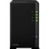 Synology DiskStation DS218play NAS-Server Gehäuse 2 Bay