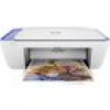 HP DeskJet 2630 All-in-One Tintenstrahl-Multifunktionsdrucker A4 Drucker, Scanner, Kopierer WLAN