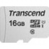Transcend Premium 300S microSDHC-Karte 16GB Class 10, UHS-I, UHS-Class 1 inkl. SD-Adapter