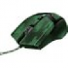 Trust GXT101D Gav Optical Jungle Camo USB Gaming-Maus Optisch Ergonomisch Grün