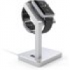 Satechi Aluminum Apple Watch Stand Silber 38-44mm