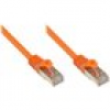 Good Connections 0,15m RNS Patchkabel CAT5E SF/UTP PVC orange