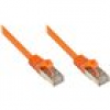 Good Connections 0,25m RNS Patchkabel CAT5E SF/UTP PVC orange