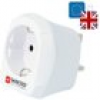 SKROSS Country Adapter Europe to UK 1.500230-E