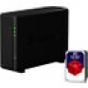 Synology Diskstation DS118 NAS 1-Bay 3TB inkl. 1x 3TB WD RED WD30EFRX
