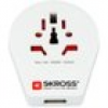 SKROSS Country Adapter World to Europe USB 1.500260