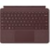 Microsoft Surface Go Signature Type Cover Bordeaux Rot