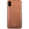 JT Berlin BackCase Kreuzberg für Apple iPhone Xs Max  Leder cognac