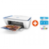 HP DeskJet 2630 Multifunktionsdrucker Scanner Kopierer WLAN + 5€ Instant Ink