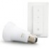Philips Hue White E27 Wireless Dimming Kit LED Lampe mit Dimmschalter Bluetooth