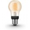Philips Hue White E27 Filament A60 LED Lampe 7 W Bluetooth