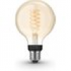Philips Hue White E27 Filament Globe LED Lampe 7 W Bluetooth