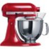 KitchenAid Gourmet-Bundle: 5KSM125EER+5KSM2FPPC+ 5KSMSSA Empire Rot