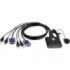 Aten CS22U KVM Switch VGA/USB2.0