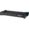 Aten CS1758 8 Port KVM Switch USB/ Audio Rack Version