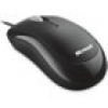 Microsoft Basic Optical Mouse USB Schwarz