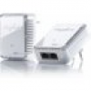 devolo dLAN 500 duo Starter Kit (500Mbit, 2er Kit, Powerline, 2xLAN, Netzwerk)