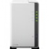 Synology Diskstation DS220J NAS System 2-Bay 16TB inkl. 2x 8TB WD RED WD80EFAX