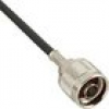 InLine WLAN N-Stecker Crimpversion, für RG 58 Kabel