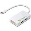 Adapter - Mini-DisplayPort (Thunderbolt) auf HDMI/DVI/DP