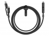 Nomad Universal Cable, 4-in-1 USB-C Kabel, 1,5 m, schwarz