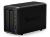 Synology DiskStation DS718+, 2-Bay NAS-Server, für 6,35/8,89 cm Festplatten