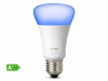 Philips Hue White and Color Ambiance, E27 Glühbirne für Hue Lichtsystem, WLAN, 4er-Set